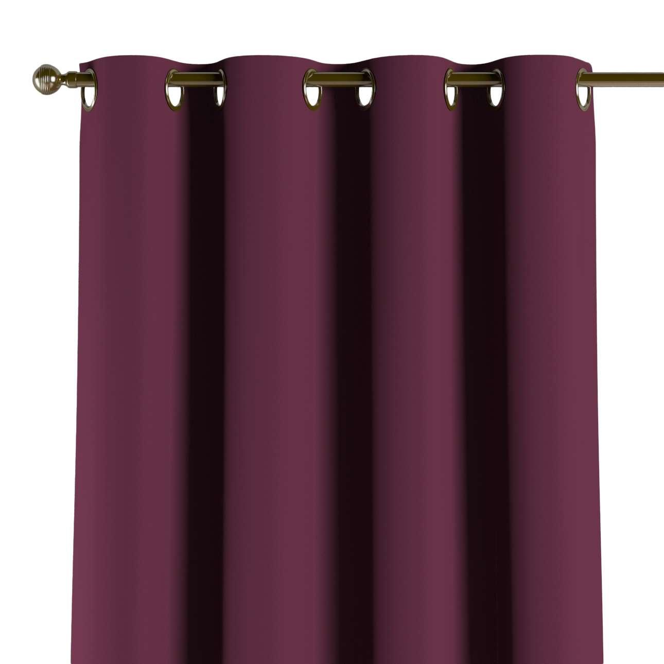 Záves zatemňujúci s kolieskami V kolekcii Blackout - zatemňujúca, tkanina: 269-53
