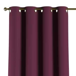 Žiedinio klostavimo užuolaidos (Blackout) 140x260 cm kolekcijoje Blackout, audinys: 269-53