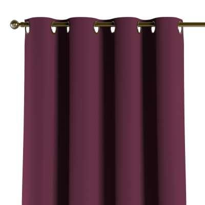 Záves zatemňujúci s kolieskami 269-53 purpurová Kolekcia Blackout - zatemňujúca