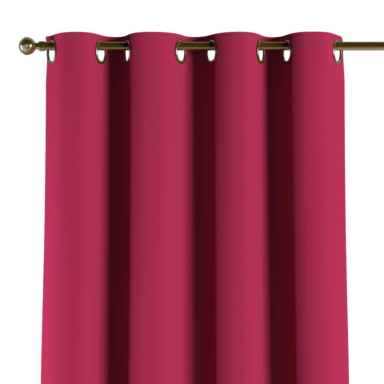 Záves zatemňujúci s kolieskami V kolekcii Blackout - zatemňujúca, tkanina: 269-51