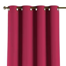 Mörkläggande gardin med öljetter 1 längd