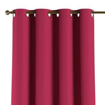 Zasłona zaciemniająca na kółkach 1 szt. 1szt 140x260 cm w kolekcji Blackout - zaciemniające, tkanina: 269-51