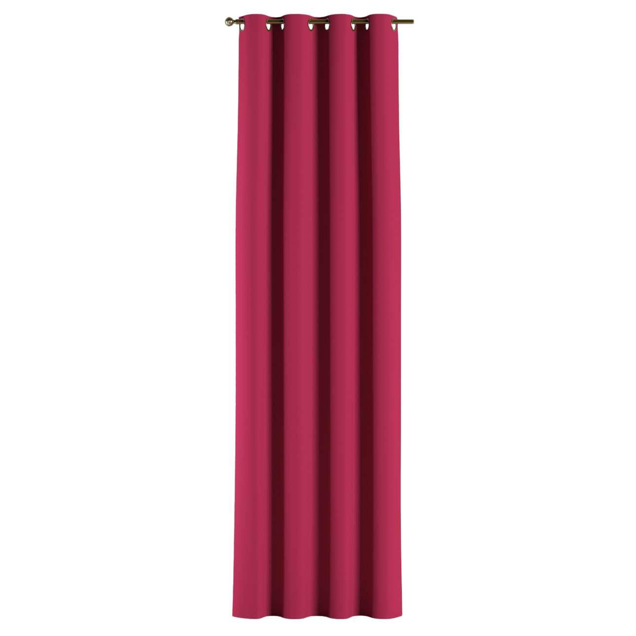 blackout eyelet curtains burgundy dekoria. Black Bedroom Furniture Sets. Home Design Ideas