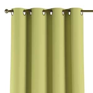 Mörkläggande gardin med öljetter 1 längd 140x260 cm i kollektionen Blackout (mörkläggande), Tyg: 269-17