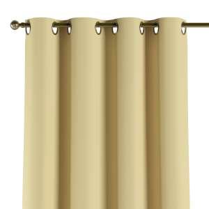 Verdunklungsvorhang mit Ösen 140x260 cm von der Kollektion Blackout (verdunkelnd), Stoff: 269-12