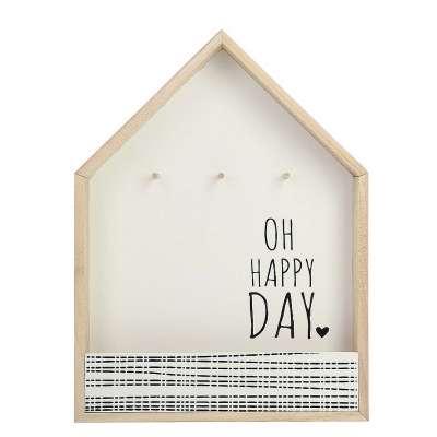 Wandhaken Happy Day