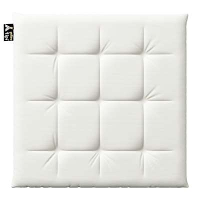 Eddie seat pad 702-34 pure white Collection Cotton Story