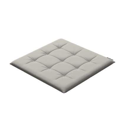 Eddie sėdimoji pagalvėlė 702-31 šviesi pilka Kolekcija Cotton Story