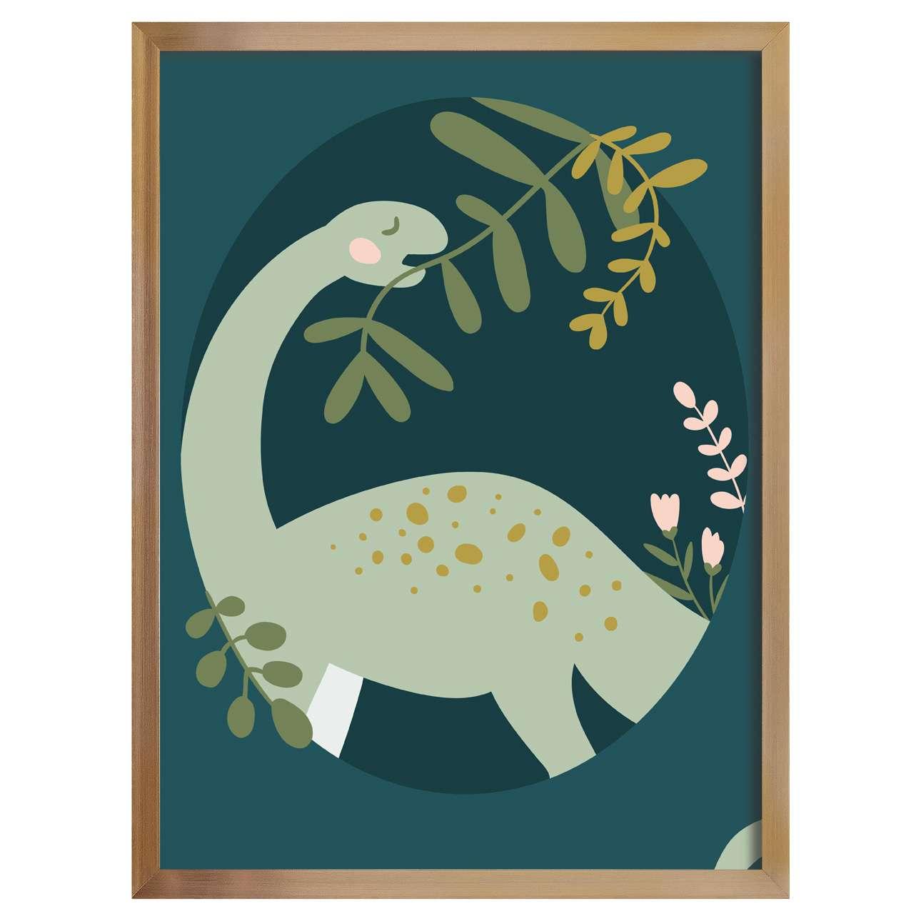 Obrazek Amazing Dino Land II 30x40cm