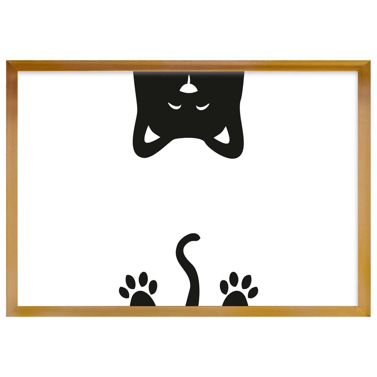 Funny Band cat 21x30cm