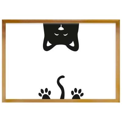 Obrázek Funny Band cat 21x30 cm