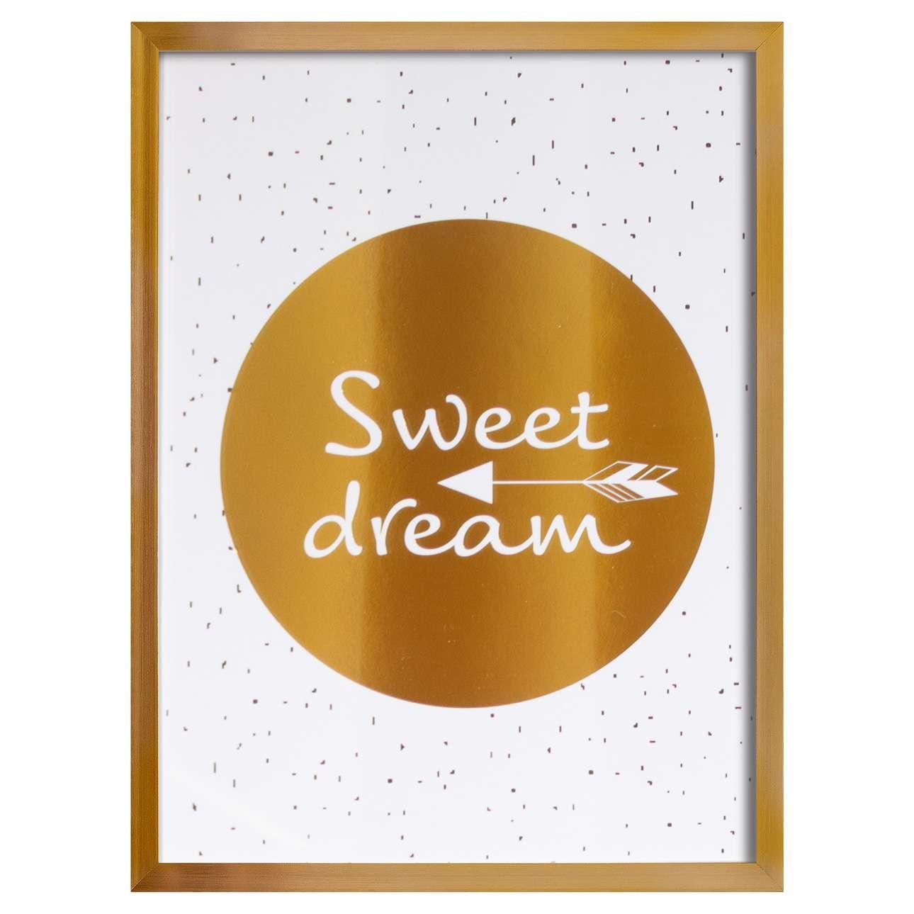 Bild Funny Band sweet dream 30x40cm