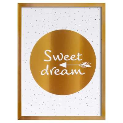 Obrazek Funny Band sweet dream 30x40cm