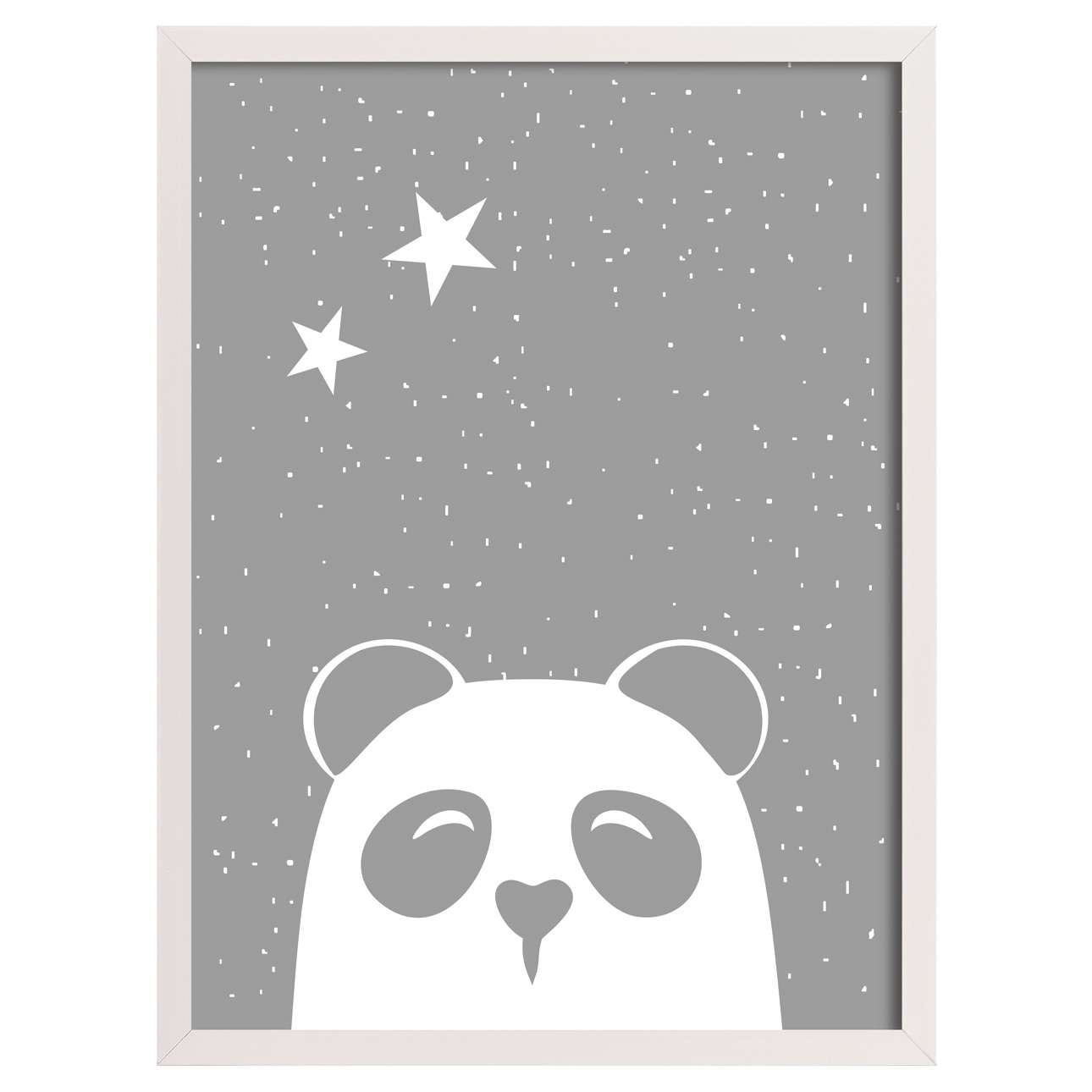 Bild  Funny Band panda II 30x40cm