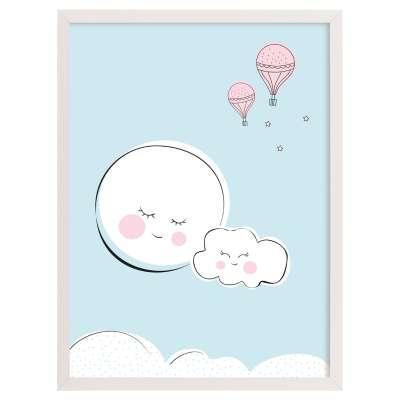 Sugar Balloons 30x40cm