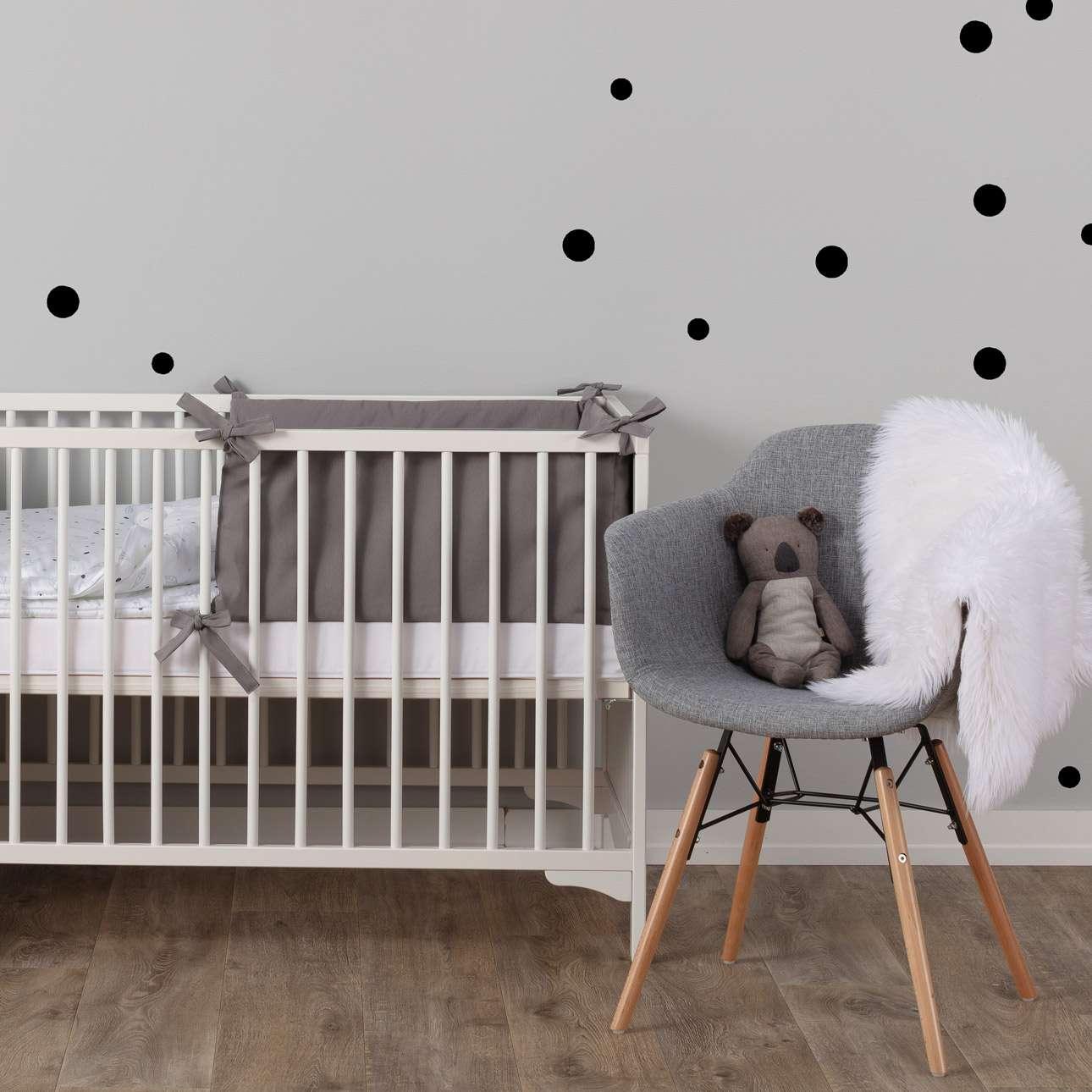 Aufkleber-Set Mini Dots black tone