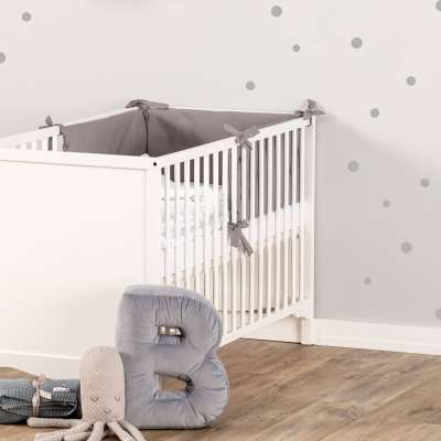 Aufkleber-Set Mini Dots gray tone