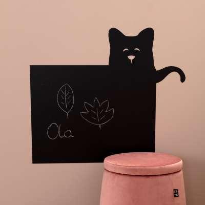 Tabulová samolepka Funny Band cat