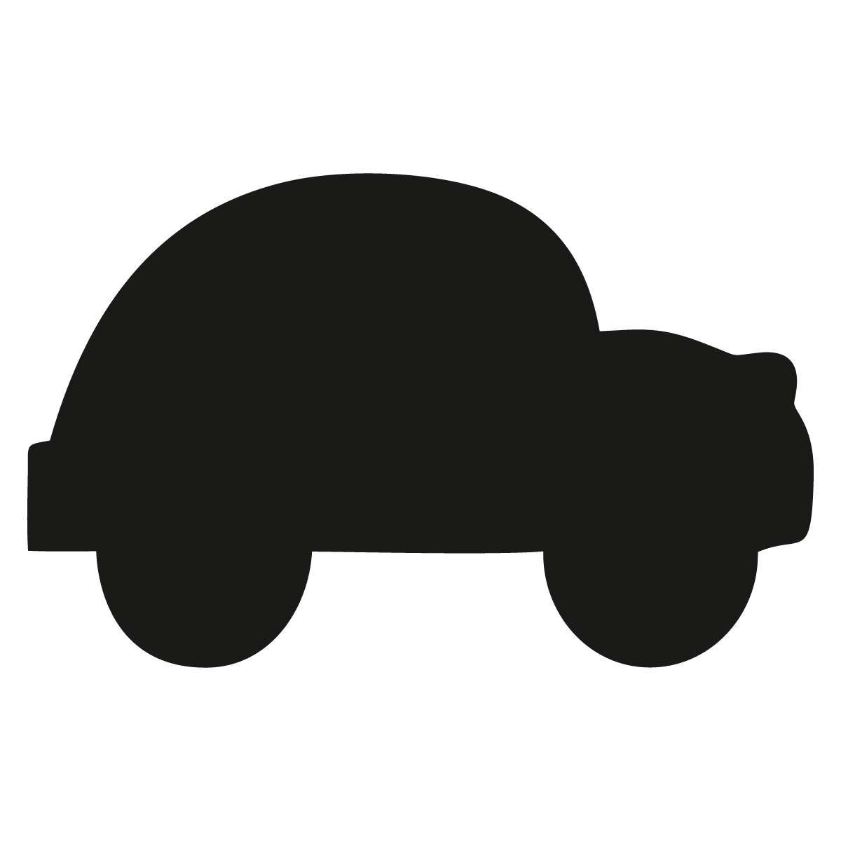 Tafelaufkleber Car