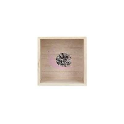 Półka Box pink 18cm