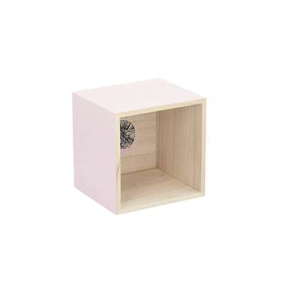 Box pink shelf 18cm Shelves - Yellowtipi.uk
