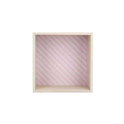 Box pink lentyna 22cm Lentynos - Yellowtipi.lt