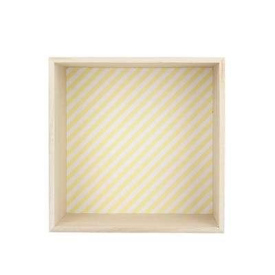 Wandregal Box pink 28cm Möbel - Yellow-tipi.de