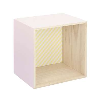 Box pink lentyna 28cm Lentynos - Yellowtipi.lt