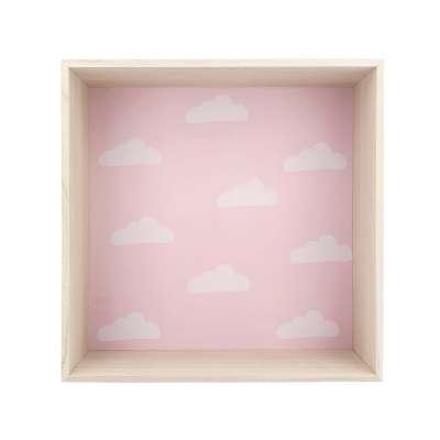 Polička Box pink 35 cm