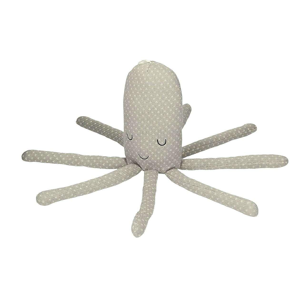 Octopus cuddle pillow