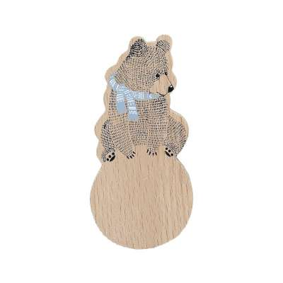 Mr. Bear hanger Accessories and Decor - Yellowtipi.uk