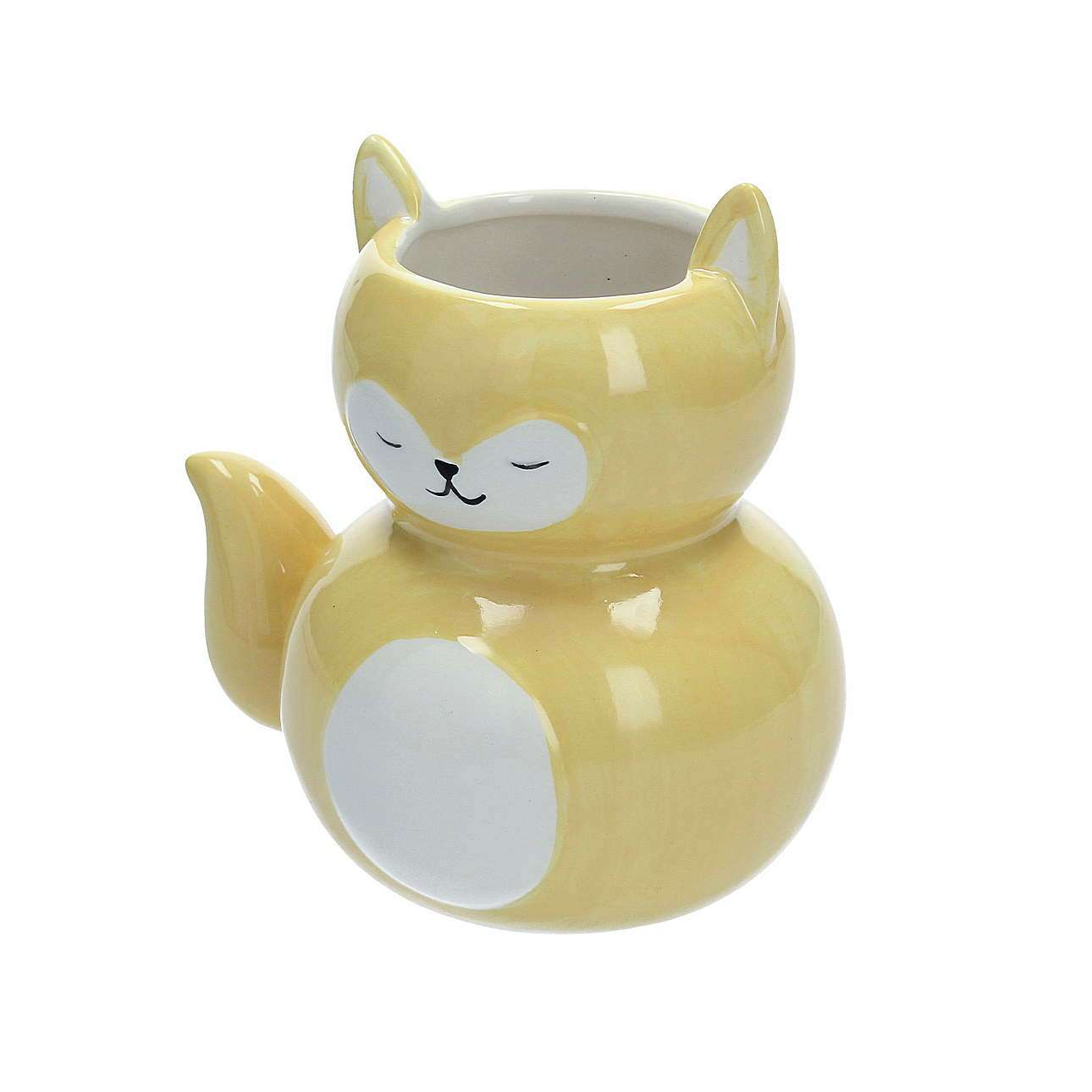 Pojemnik Żółty Kot