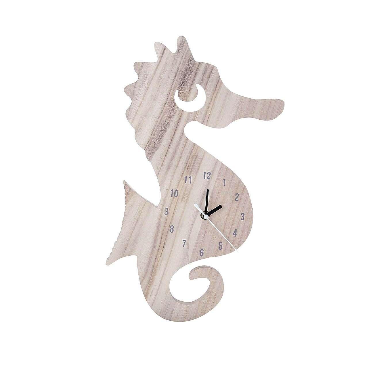 Seahorse laikrodis
