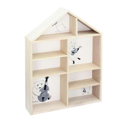 Full House shelf