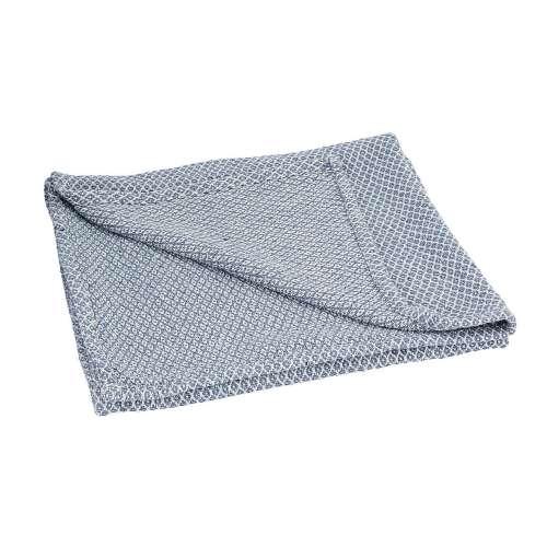 Cotton blue bedspread