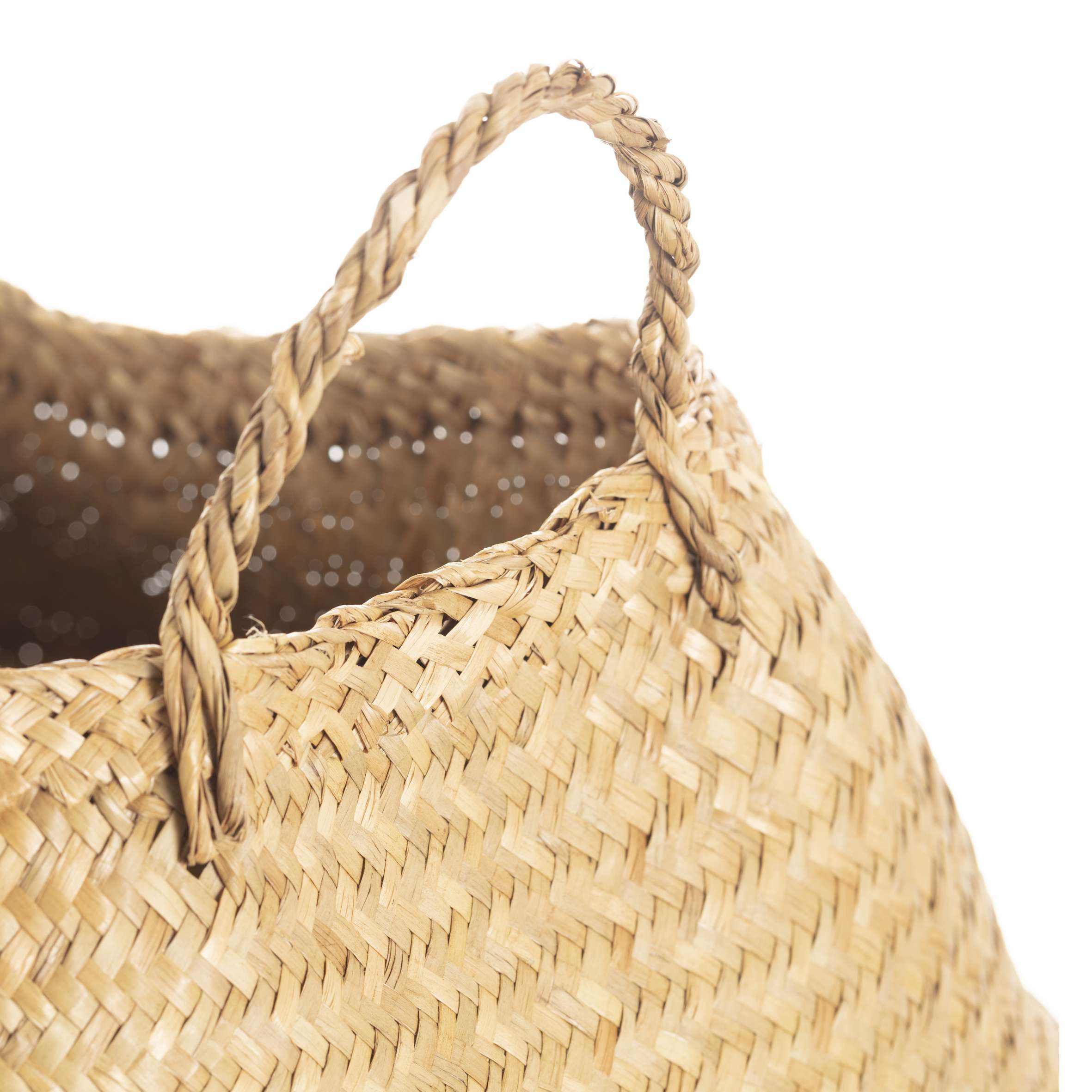Scandi Natural basket