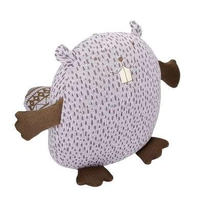 Kuschelkissen Beaver