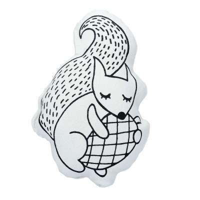 Little Squirrel pagalvėlė Apsikabinimo/miegojimo žaislai - Yellowtipi.lt