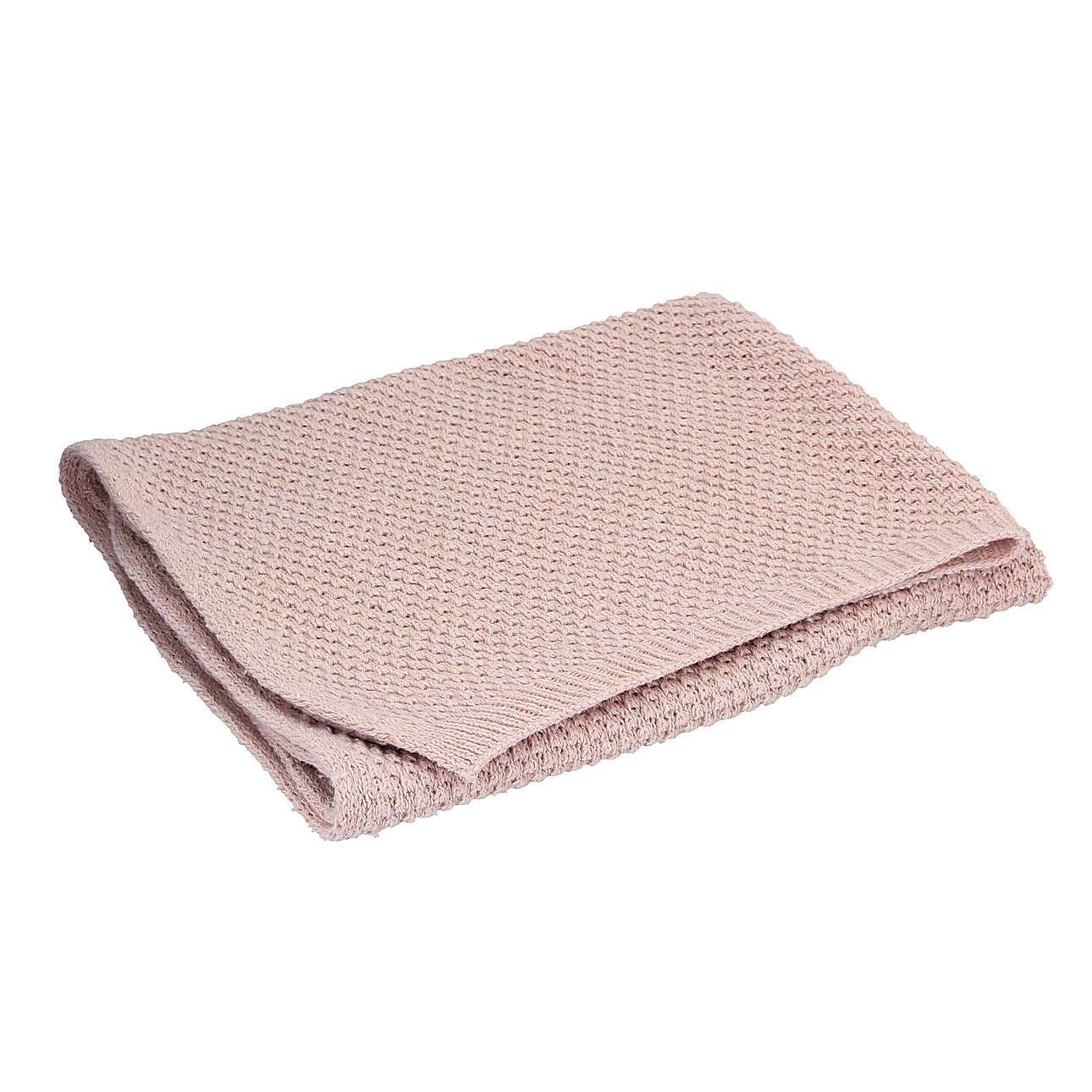 Pléd Wooly pink