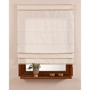 Padva roman blind with pompoms