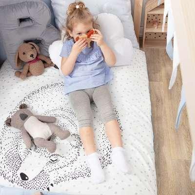 Povlečení Sleeping Bear 100x140 cm Povlečení - Yellowtipi.cz