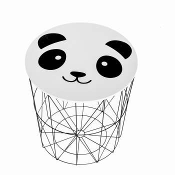Stolik - kosz Happy Panda