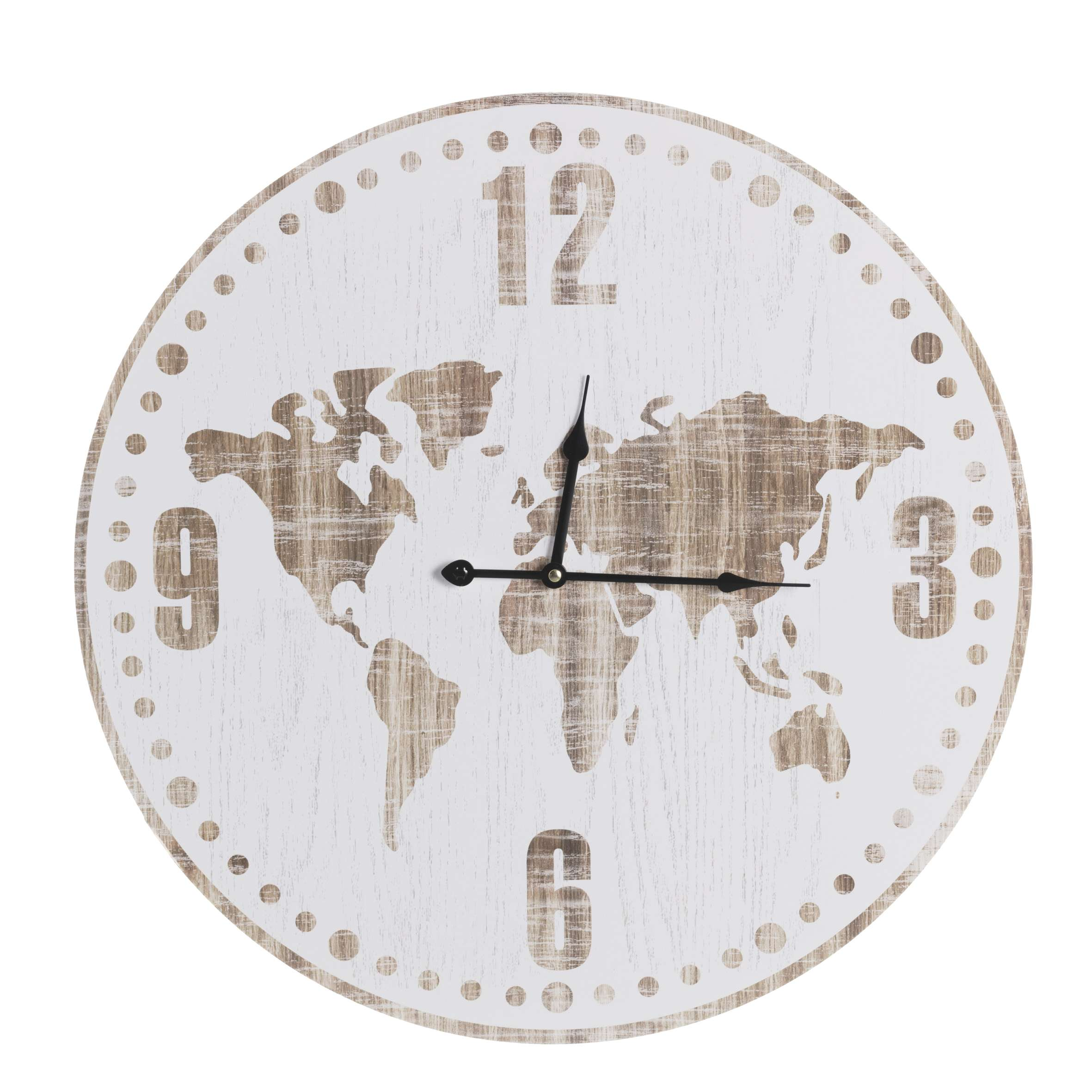 World clock 60cm