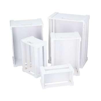 Skrzynka White Box 25,5cm
