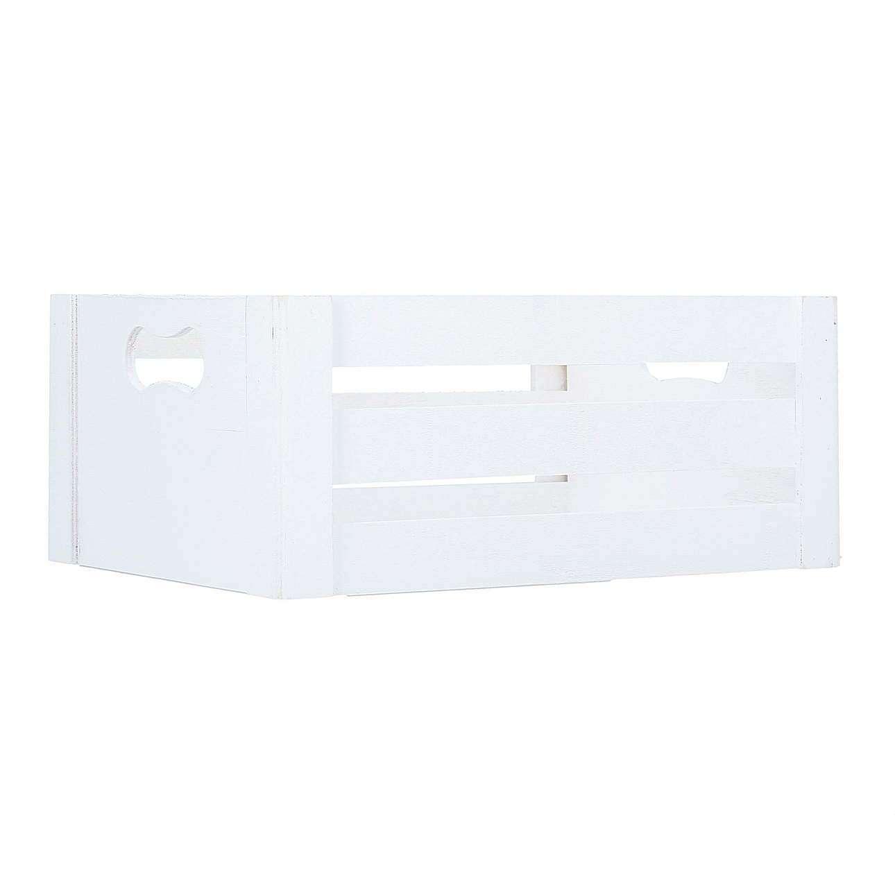 """Kiste """"White Box"""" 33,7cm"""