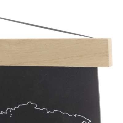 Křídová tabule The Map Dekorace - Yellowtipi.cz