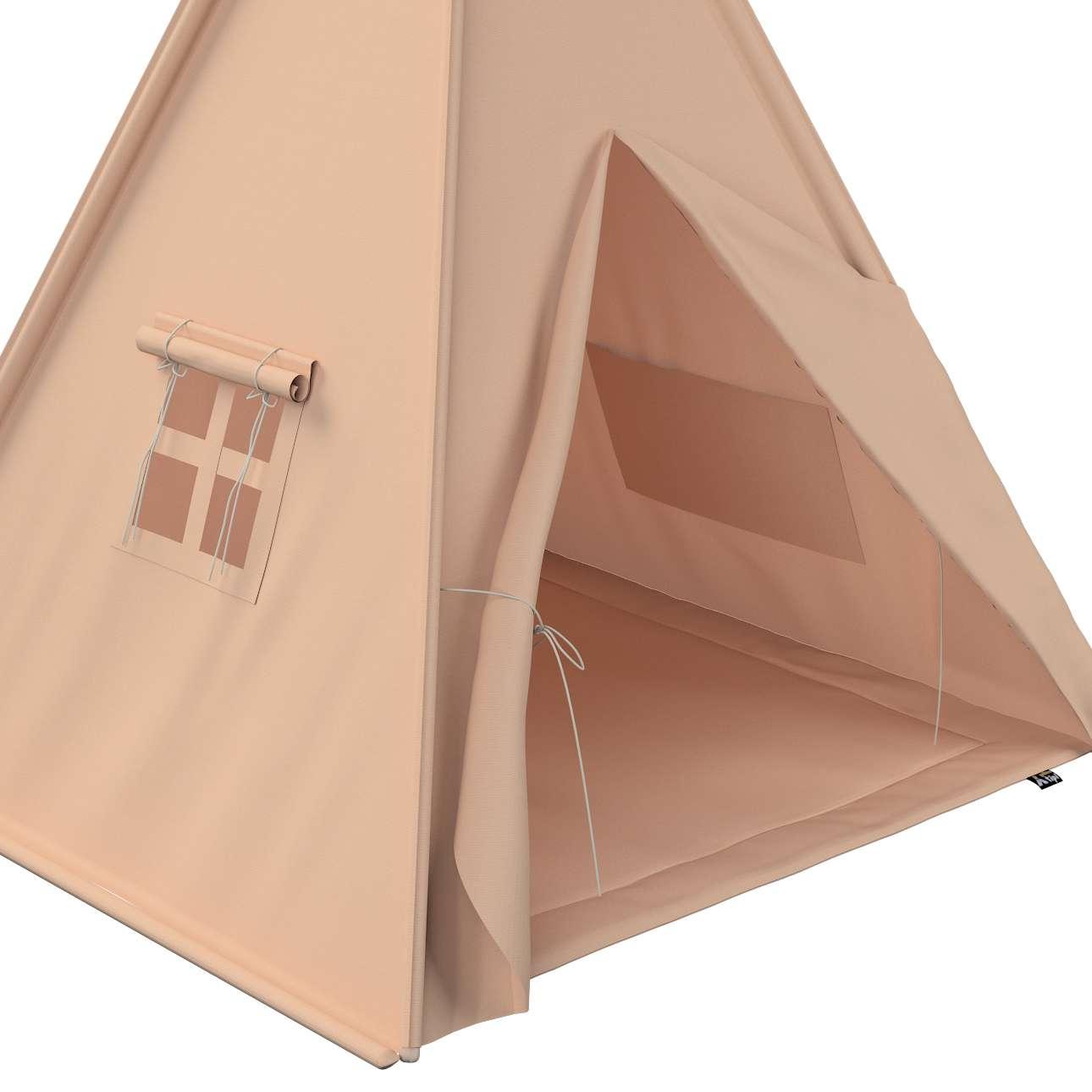 Tipi-Zelt von der Kollektion Cotton Story, Stoff: 702-01