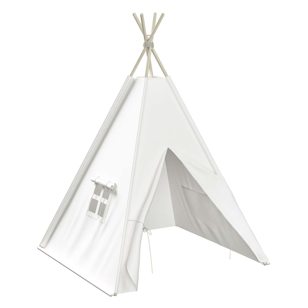 Tipi-Zelt von der Kollektion Cotton Story, Stoff: 702-34