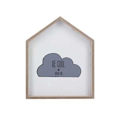 Wandregal Cloud At Home