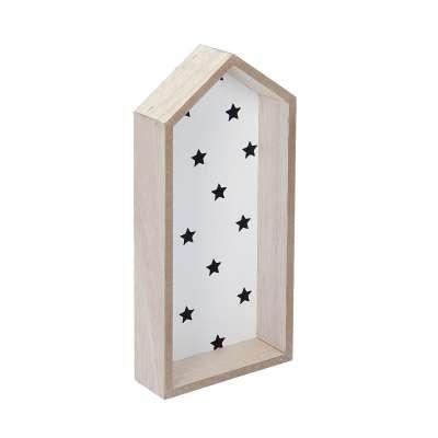 Wandregal Stars At Home